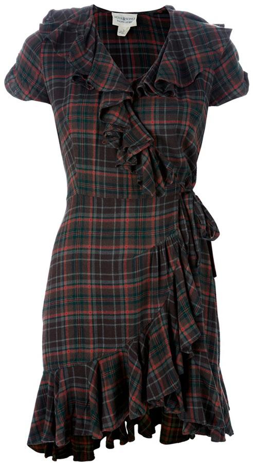 Ralph Lauren Denim & Supply wrap dress