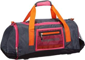 KangaROOS Womens VISBY Women Sportsbag B4025, Damen Schultertaschen Shoulder Bag Gray Grau (charcoal) Size: