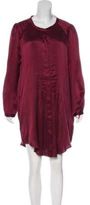 Etoile Isabel Marant Knee-Length Silk Dress w/ Tags