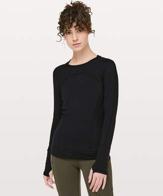 Lululemon Cypress Kiss Long Sleeve