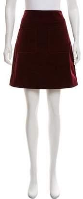 Sonia Rykiel Sonia by A-Line Mini Skirt