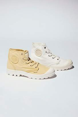 Palladium Pampa Canvas Hi Boot
