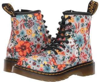 Dr. Martens Kid's Collection 1460 Wanderflower Girls Shoes