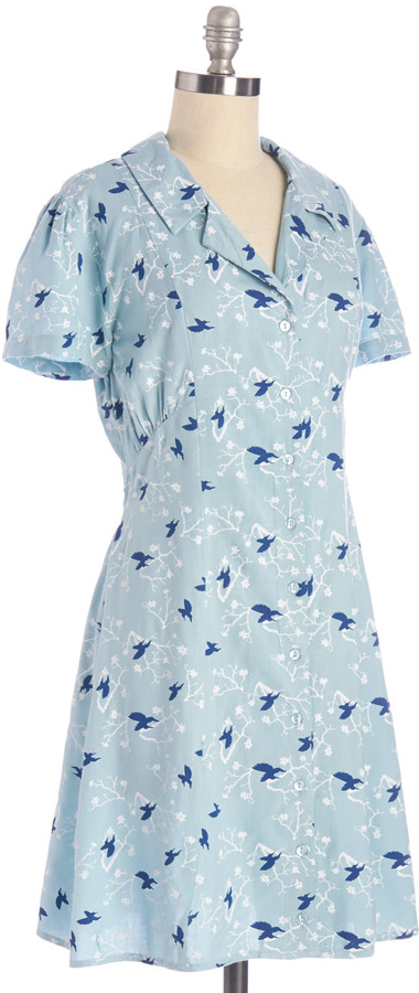 Hover-Achiever Dress