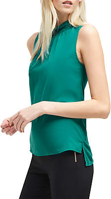 French Connection Jersey Sleeveless Top