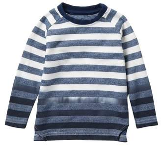 Sovereign Code Bars Striped Pullover Top (Baby Boys)