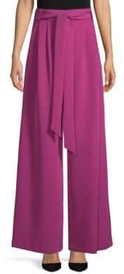 Milly Natalie Wide-Leg Pants