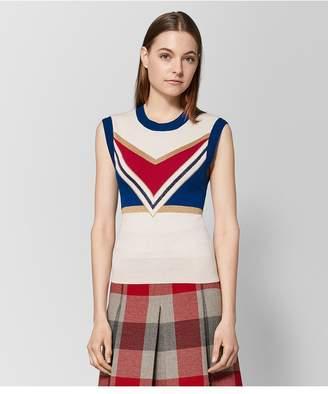 Bottega Veneta Multicolor Wool Sweater