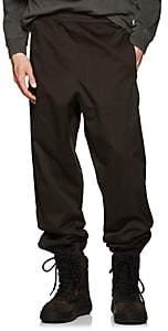 Yeezy Men's Cotton Twill Flight Pants - Brown