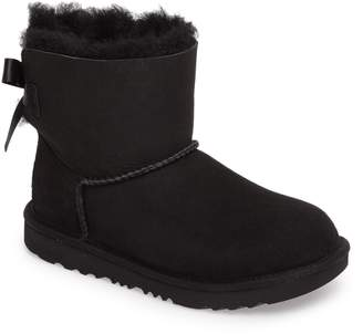 UGG Mini Bailey Bow II Water Resistant Boot