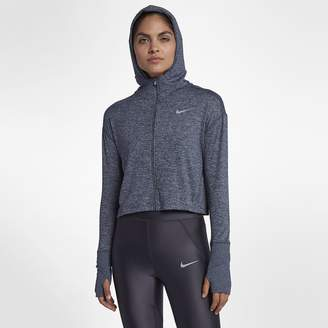 Nike Element Women's Full-Zip Running Hoodie