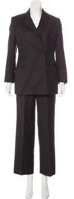 Gucci Long Sleeve Mid-Rise Pantsuit