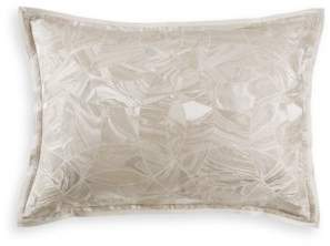 Hudson Park Collection Marbled Deco King Sham - 100% Exclusive