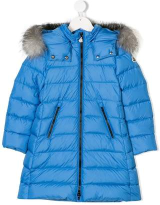 9dcf2bcdf2af Moncler Girls Coat - ShopStyle
