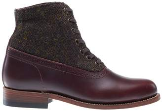 Wolverine 1000 Mile Marcelle Leather Lace-Up Ankle Boot