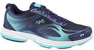 Ryka Lace-up Walking Sneakers - Devotion Plus 2