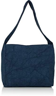 Barneys New York WOMEN'S CANVAS HOBO BAG