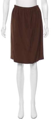 Bill Blass Lightweight Knee-Length Skirt