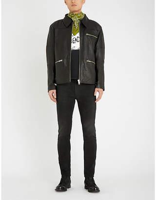 Deadwood Samson leather jacket