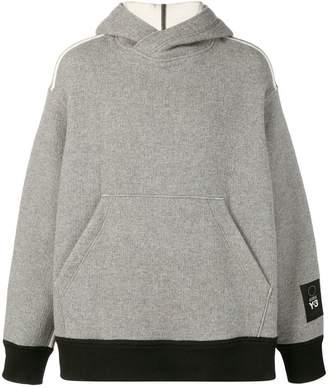 Y-3 Spacer oversized hoodie
