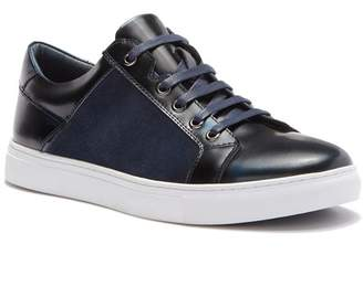 Badgley Mischka Lockhart Leather & Suede Sneaker