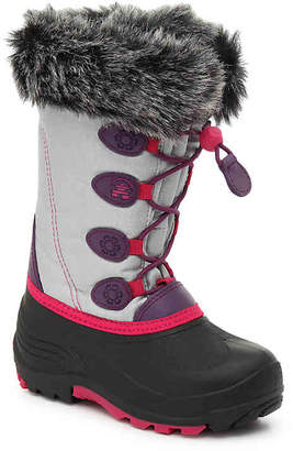 Kamik Snowgypsy Toddler & Youth Snow Boot - Girl's