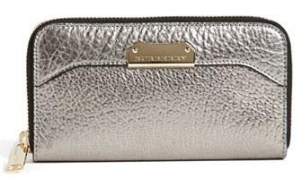 Burberry Zip Around Wallet, Large