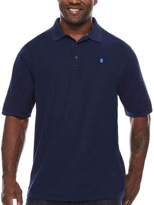 Izod Short Sleeve Polo Shirt Big and Tall