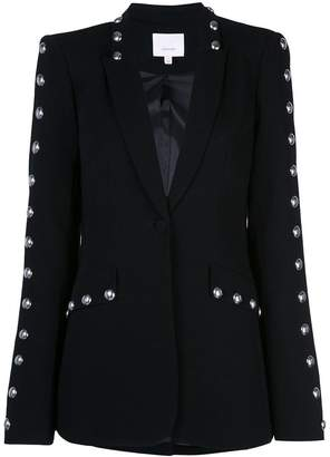 Cinq à Sept studded dive jacket