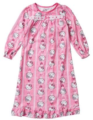 Hello Kitty AME Hearts Granny Nightgown (Little Girls & Big Girls)