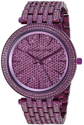 Michael Kors Women's 'Darci Quartz Stainless Steel Casual Watch