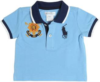 Ralph Lauren Big Pony Cotton Piqué Polo Shirt