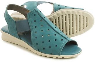 The Flexx Fan Dance Sandals - Nubuck (For Women) $49.99 thestylecure.com