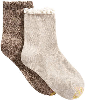 Gold Toe 2-Pk. Homespun Lace Socks