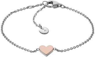 Skagen SKJ0989998 Katrine Stainless Steel Silver-Tone Bracelet