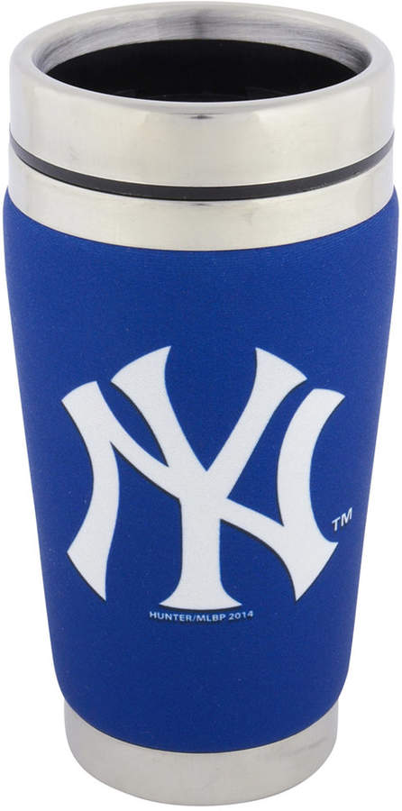 Hunter Manufacturing New York Yankees 16 oz. Stainless Steel Travel Tumbler