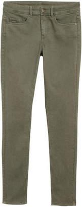 H&M Super Skinny Regular Jeans - Green