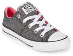 Converse Kid's Madison Canvas Sneakers