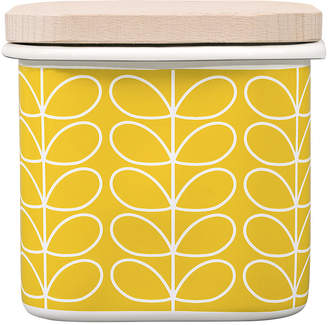 Orla Kiely Enamel Linear Stem Storage Jar