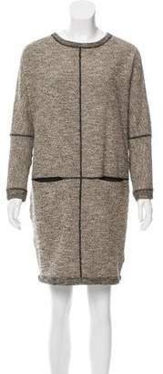 Billy Reid Terry Cloth Knit Dress