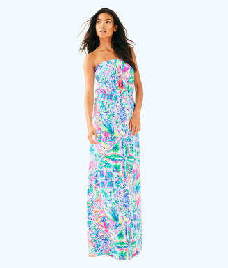 Lilly Pulitzer Womens Marlisa Maxi Dress