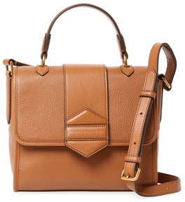 Marc By Marc Jacobs Flipping Out Small Leather Messenger