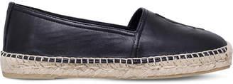Saint Laurent Leather espadrilles