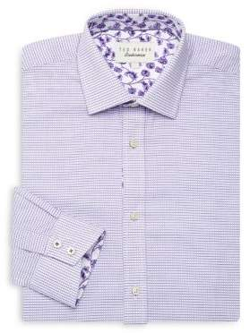 Ted Baker Textured Endurance Dress Shirt