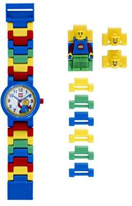 Lego Quartz Plastic Watch Color Model 8020189