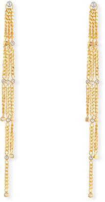 Vita Fede Stella Swarovski Crystal Solitaire Earrings
