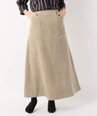 Limitless Luxury (リミットレス ラグジュアリー) - リミットレスラグジュアリー コーデュロイフレアーロングスカート