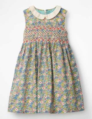 Boden Nostalgic Smock Dress