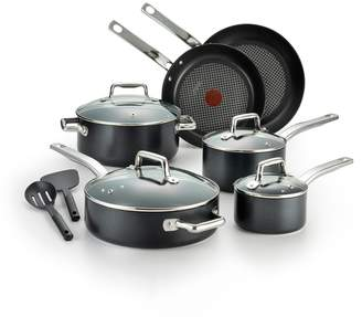 T-Fal Pro Grade Titanium 12-pc. Nonstick Cookware Set