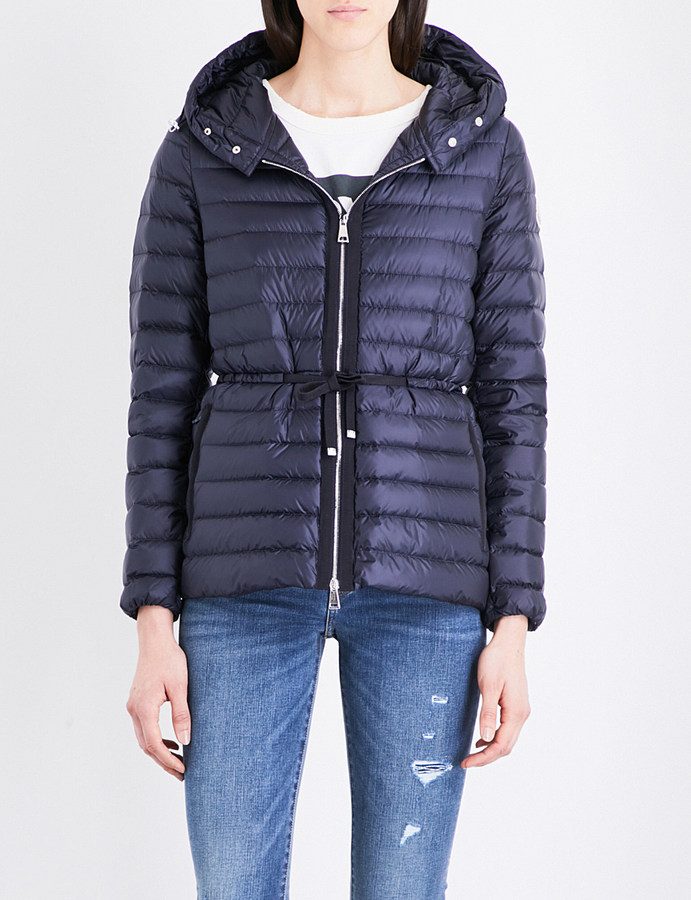 MonclerMoncler Raie quilted coat